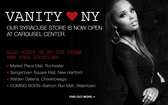 Check out Vanity in Syracuse, NY